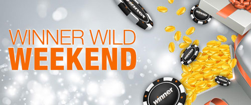Winner Weekend Promotion