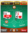 Baccarat Mobile Game